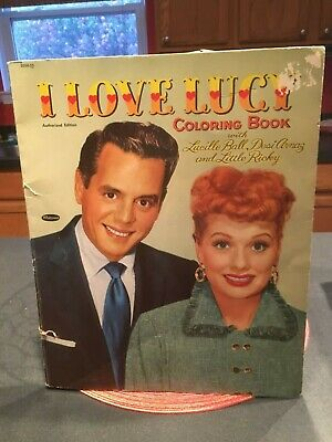 VINTAGE I Love Lucy TV Lucille Ball Desi Arnaz Ricky Ricardo US Stamps Set MINT