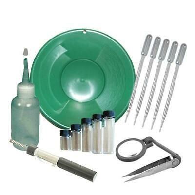 "GG4 10"" Green Gold Pan Panning Kit  SPECIAL DEAL!!!!!"