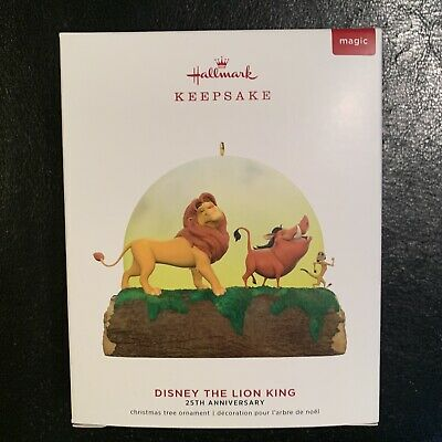 2019 Hallmark Disney The Lion King MAGIC NIB Free Shipping