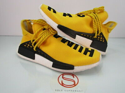 buy popular bac5e 27c89 ADIDAS PW HUMAN Race NMD YELLOW 9.5