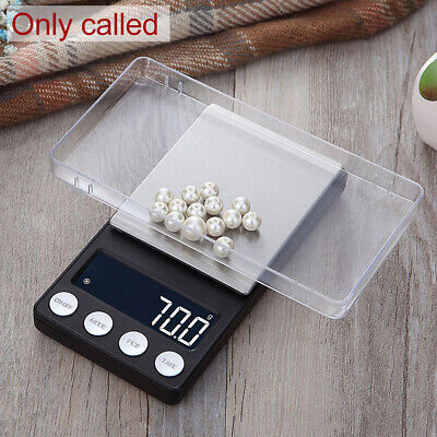 High Precision Electronic Digital Pocket Jewellery Scale  Electronic Balance LCD