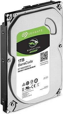 "HARD DISK Seagate Barracuda 1TB Interno 7200 RPM 3.5"" ST1000DM010 Disco Rigido 1"