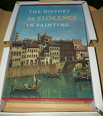 The History Of Florence In Painting Kroke Fenech Gebron  Abbeville Press Sealed