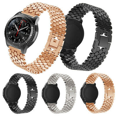 Stainless Steel Watch Bracelet Band Strap Wristband For Samsung Gear S3/Classic