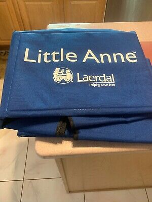 Used LAERDAL LITTLE ANNE CARRING CASE 37 x 24 - Bag Only