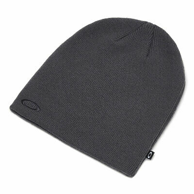 Oakley Fine Knit Snow Fashionable / Casual Wear Beanie Forged Iron