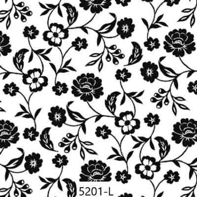 TWO New Paper Luncheon Decoupage Napkins - FLOWER, FLOWERS, BLACK, WHITE, (5201)