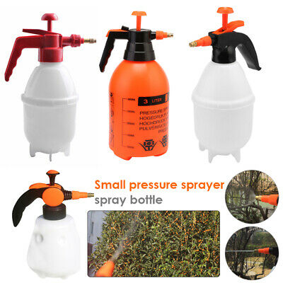 3L Portable Chemical Sprayer Pump Pressure Garden Water Spray Bottle Handheld