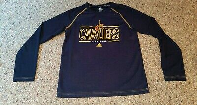 Cleveland Cavaliers adidas Youth Practice ClimaLITE