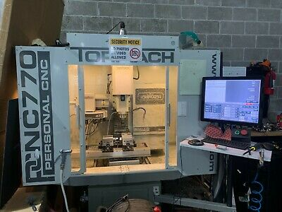 Lightly Used - Tormach 770 Mill