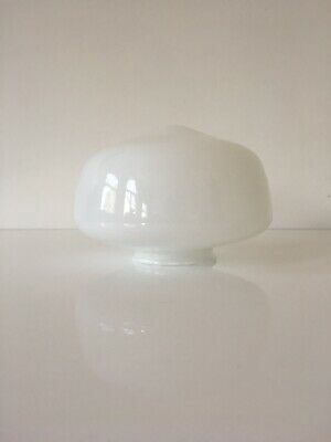 5 x Mid Century Art Deco Opaline Shade - Lamp Light Vintage