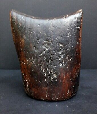 ETHIOPIAN TRIBAL HEADREST. WOOD CARVING. GURAGE ETHIOPIA. ORIGINAL - Ethiopia