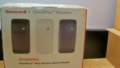 New Honeywell Op10Hons Mini Million Proximity Reader 3 Bezels Free 1St Cls S&H