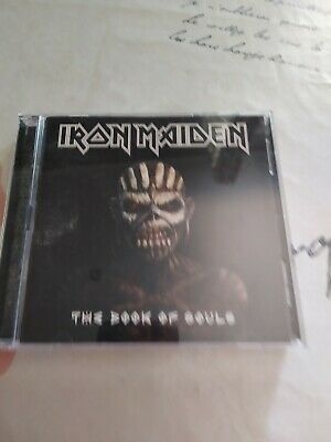 Iron Maiden - The book of Souls CD usato buono stato