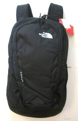 The North Face Vault Backpack -Daypack- A3Kv9 - Laptop Sleeve - Tnf Black