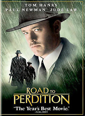 Road to Perdition (DVD, 2003, Widescreen)