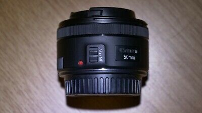 """Canon EF 50mm F/1.8 STM prime lens: """"nifty-fifty"""""""