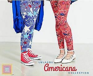 NEW LuLaRoe Americana- Leggings *Mystery* S/M, L/XL, TWEEN, OS, TC