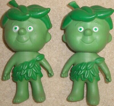 VINTAGE LITTLE SPROUT Young Jolly Green Giant Deck Of