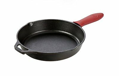 Seasoned Cast Iron Frying Pan Skillet Stovetop Oven 10.25-inch ORIGINAL by LODGE