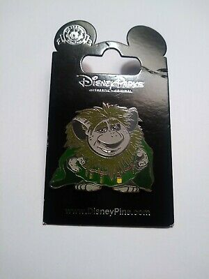 Frozen Grand Pabbie Disney Parks Trading Pin - New on Card