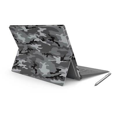 Urban Camouflage Vinyl Skin Sticker to Cover Surface Pro Back & Sides Camo Wrap