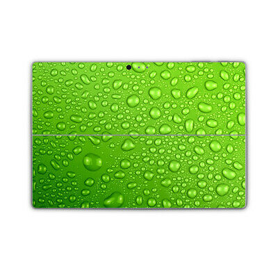 Lime Zest Vinyl Skin Sticker Cover to fit Surface Pro Printed Green Wrap