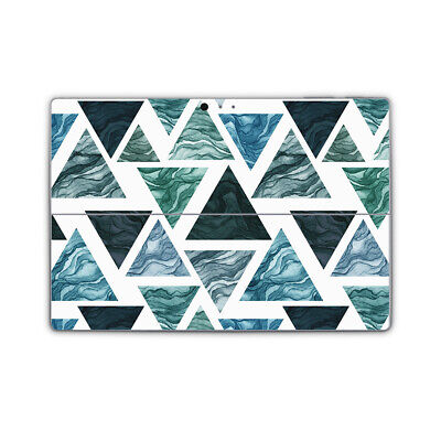 Watercolour Geometric Design Vinyl Skin Sticker Wrap Cover to fit Surface Pro