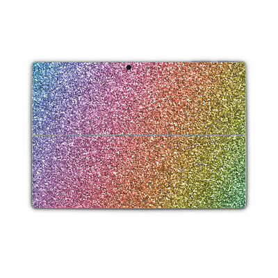 Rainbow Ombre Printed Vinyl Skin Sticker Wrap Cover to fit Surface Pro Models