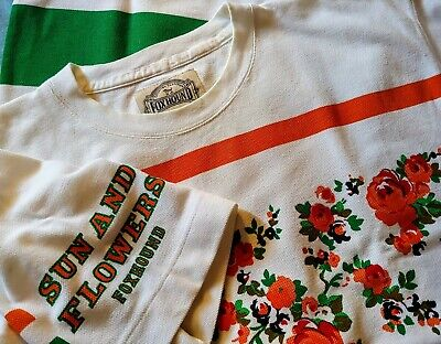 T-SHIRT vintage 80's FOX HOUND tg.M circa made in Italy