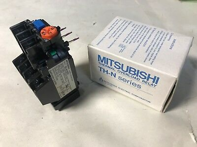 NEW MITSUBISHI TH-N12TP THERMAL OVERLOAD RELAY 6.6A 5.2-8A Fast Shipping
