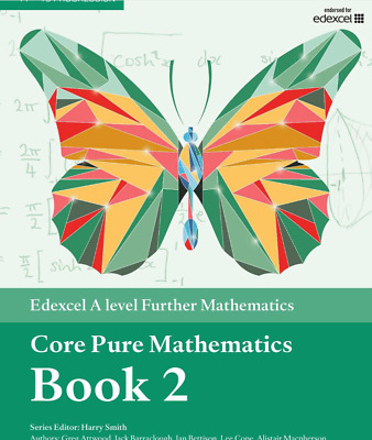 Edexcel AS and A level Further Mathematics Core Pure 2 PDF Version