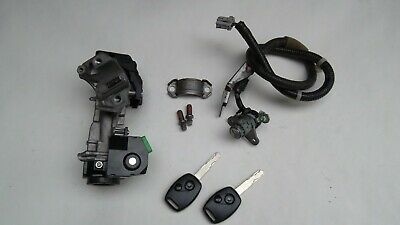 Honda Jazz 04-08 Facelift Ignition Barrel Door Barrel And Key