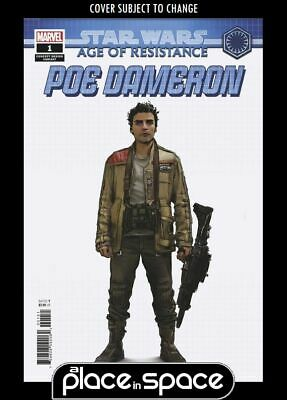 Star Wars: Age Of Resistance - Poe Dameron #1B - Concept Variant (Wk35)
