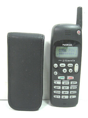 Antiguo Telefono Movil - Nokia 1611 + Sim -Como Nuevo-Mobile Vintage Like New