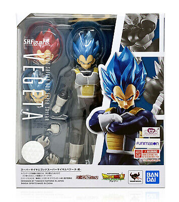 Bandai Dragon Ball S.H.Figuarts Super Saiyan God Super Vegeta Figure in Stock