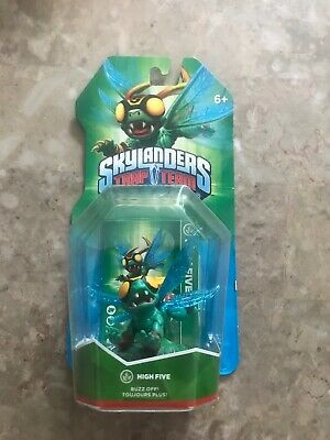 Skylanders Trap Team High Five Ships In 24hrs PS4 PS3 Switch Wii U Xbox