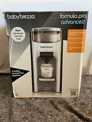 New Tested Baby Brezza Formula Pro Advanced Formula Prep Dispenser Appliance