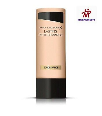 Max Factor Lasting Performance Foundation 35ml- Choose your shade