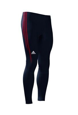 BNWT Custom Adidas Men's Supernova Climalite Long Tights Workout Pants MSRP $100