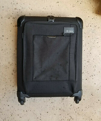 Tumi T-Tech Network Lightweight Cont'l Carry On Suitcase Black 58521D MSRP $525