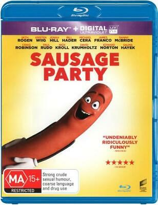 Sausage Party (2016) [New Bluray]
