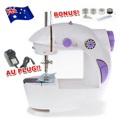 New Electric Mini Multi-Function Portable Hand Held Desktop Home Sewing Machine