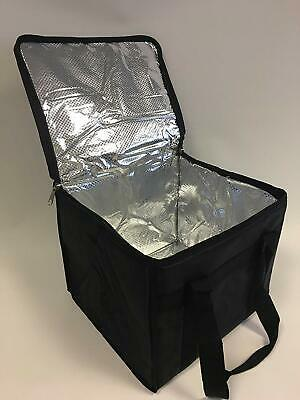 Food Bag Insulated Delivery Bags For Take Away Foods Restaurant Warm Thermal New