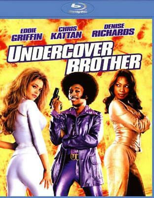 Undercover Brother New Blu-Ray Disc