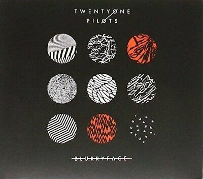 TWENTY ONE PILOTS - Blurryface/Vessel (2-CD, 2015, Warner Music) ** IMPORT **