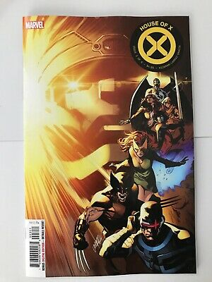 House Of X #3 - 2019 Nm Unread - Hickman Marvel Cvr A Hot Sold Out