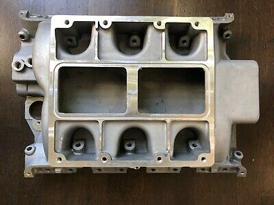 Ford FE 390 428 6-71 8-71 Blower Satin Intake Manifold