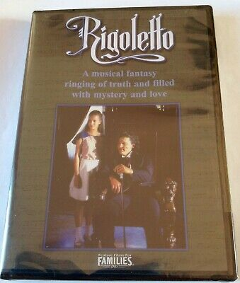 Rigoletto (DVD, 2004) NEW!!! FACTORY SEALED!