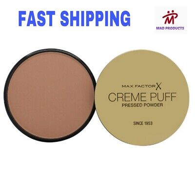Max Factor Creme Puff Pressed Powder Compact -  *Select Shade*